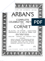 Arban's Complete Celebrated Method for the Cornet (1893)_text