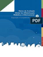 UNESCO, 2016 - Marco de Avaliação Global Da Alfabetização Midiática e Informacional