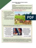 Acti.relaciones Hispano Mapuches