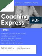 Coaching Express - Gestão do Tempo.pdf