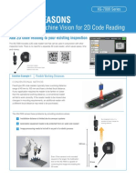 4 KEY REASONS to Use Machine Vision for 2D Code Reading