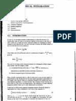Unit-13 Numerical Integration