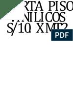 procesos vinilicos