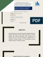 Instituciones Reguladoras Del Sistema Financiero Mundial (1)