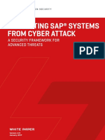 Protecting SAP Systems From Cyber Attack v4
