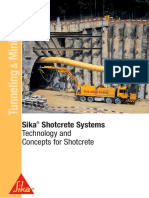 SikaShotcrete Systems