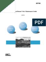 000000000001009701 Pressure Seal Bonnet Valve Maintenance Guide
