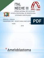 Hospital Goyeneche III Ameloblastoma