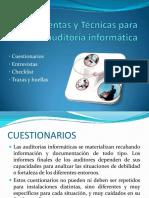 auditoria informaticas
