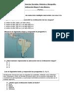 Prueba Mayas Inicios 2018