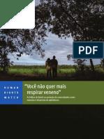 As Falhas Do Brasil Na Proteção de Comunidades Rurais (Relatório Resumido)
