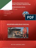 Responsabilidad Social mineria