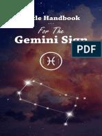 Your Handbook Gemini