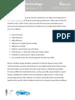 ECARS2x Lecture Notes L1-3
