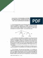 Morales Amparo Consideraciones Alternancia Subjuntivo-Infinitivo Construcciones Con Para-Latin