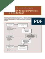 3.11 Posicionamiento Metodo Dovel