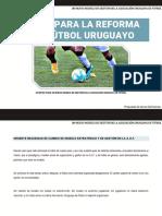 Un Nuevo Modelo de Gestión AUF - Propuesta Arturo del Campo