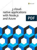 Building Cloud-Native Applications With Node-js and Azure