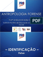 Anatomia da Pelve em Antropologia Forense