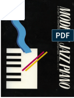 Modern Jazz Piano-A Study in Harmony and Im