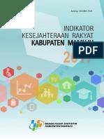 Indikator Kesejahteraan Rakyat Kabupaten Mamuju 2017