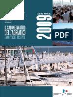 piano sponsor Fano Yacht Festival 2009