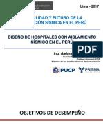 Diseño de Hospitales Con Aislamiento Sísmico en El Perú