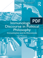 Immunological Discourse