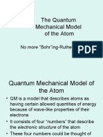Quanum Mechanical Model 3