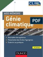 Aide-memoire Genie Climatique