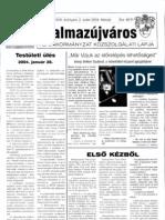 Balmazújváros újság - 2004 február