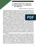Boehm Evolución Cultural de las Cuencuas Hidrológicas 1998