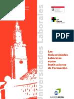 Universidades Laborales Como Instituciones de Formacion