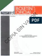 Reglamento de Construcciones Puerto Peñasco