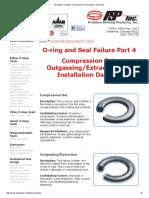 Seal Failure Analysis; Compression Set Problems Described_4