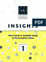 New Trends in Synthetic Drugs in the European Union _ Epidemiology and Demand Reduction Responses