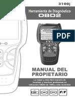 Manual 3100j S
