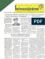 Balmazújváros újság - 2004 május