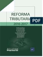 REFORMA TRIBUTARIA 2016 - 2017 - ACT CONTABLE.pdf