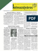 Balmazújváros újság - 2004 november