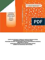 A Política e a Legislação Brasileira Sobre Drogas (Pág 73 Em Diante)