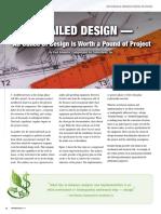 Compressed Air Detaild Design Considerations