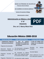 Administracion en America Latina