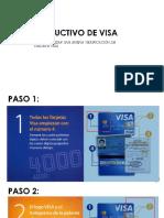 Instructivo de Visa