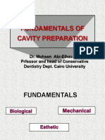 fundamentals+of+cavity+preparartion