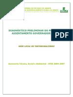 6diagnóstico Do p. a. Governador Janary 2006