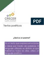 Presentación 5_Textos Poéticos
