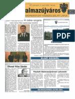 Balmazújváros újság - 2005 február