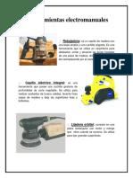 herramientas decarpinteria