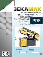 Beka-Mak BMSY 320